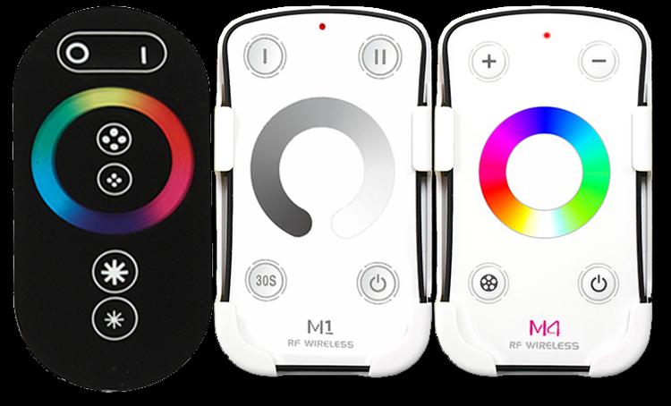 Ledridge remote controls