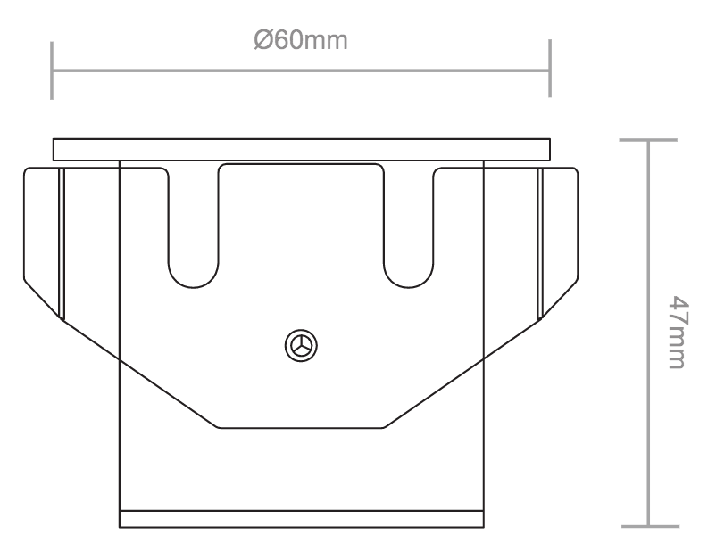 LLGL20 Line Drawing