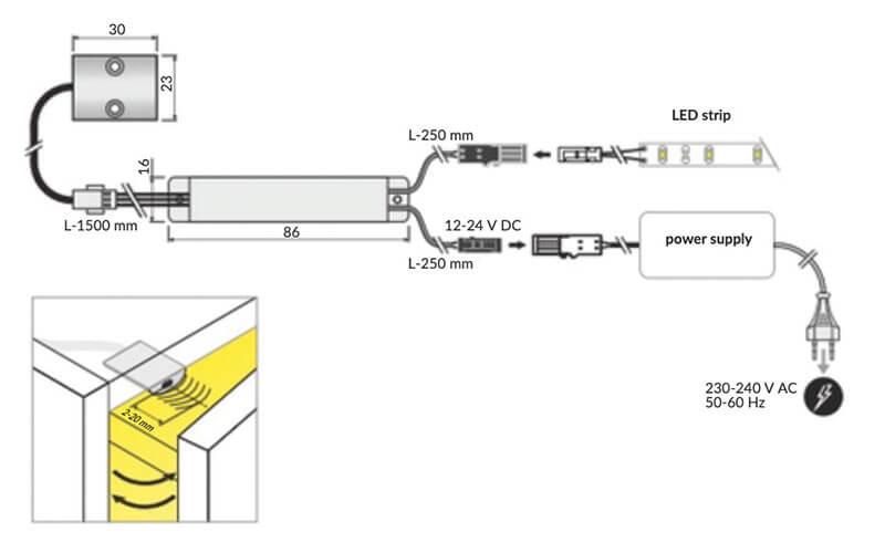 LLSEN04 sensor